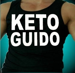 Jersey Shore Keto Guido Men's Tank Top