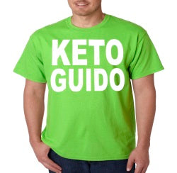 Jersey Shore Keto Guido T-Shirt