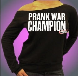 Jersey Shore Prank War Champion Off The Shoulder