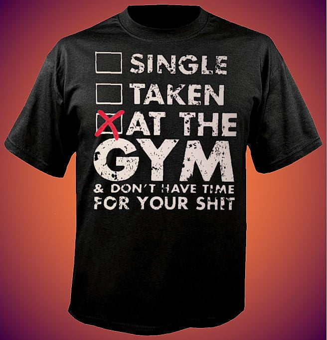 At The Gym T-Shirt