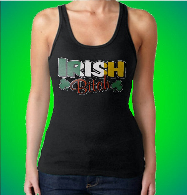 Irish Bitch  Women's Tank Top