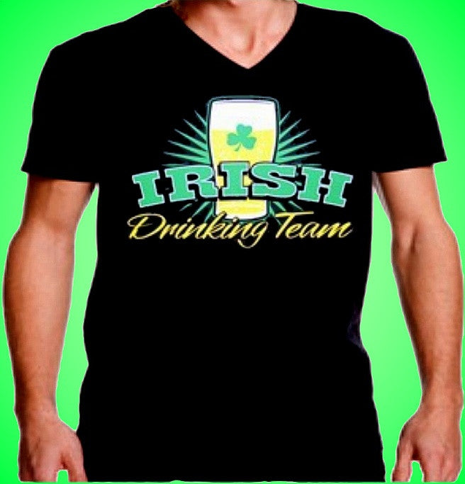Irish Drinking Team  V-Neck