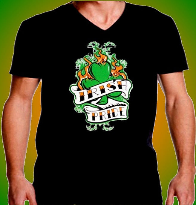 Irish Pride V-Neck