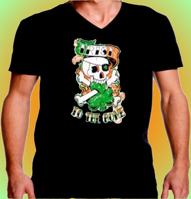 Irish To The Bone V-Neck