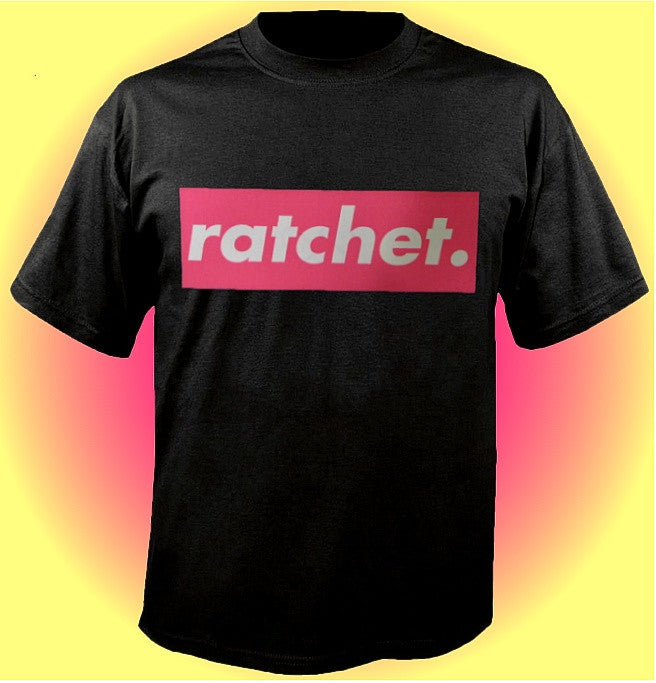 Ratchet. Pink T-Shirt 656