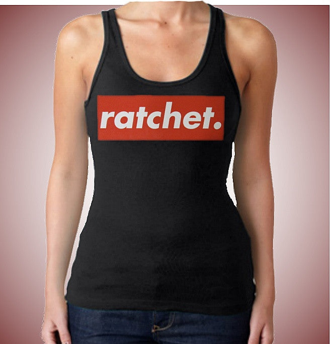Ratchet. Red Tank Top W 654