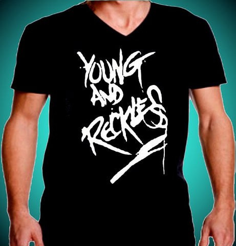 Young And Reckless V-Neck