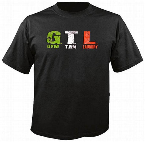 GTL Gym Tan Laundry T-Shirt