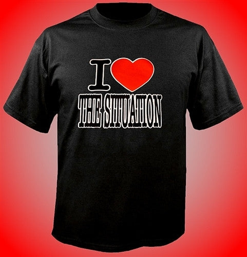 I Heart The Situation T-Shirt