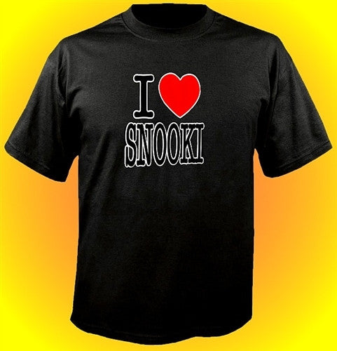 I Heart Snooki T-Shirt