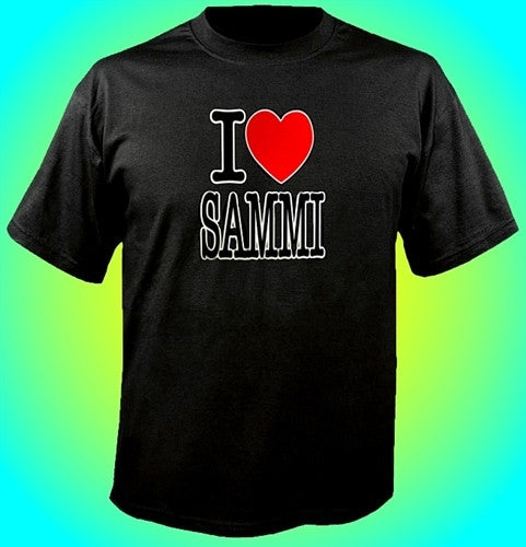 I Heart Sammi T-Shirt