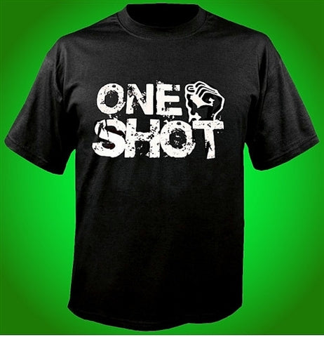 It only takes Ronnie One Shot to knock the guy out T-Shirt
