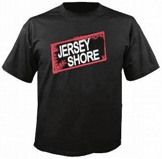 Jersey Shore Logo T-Shirt