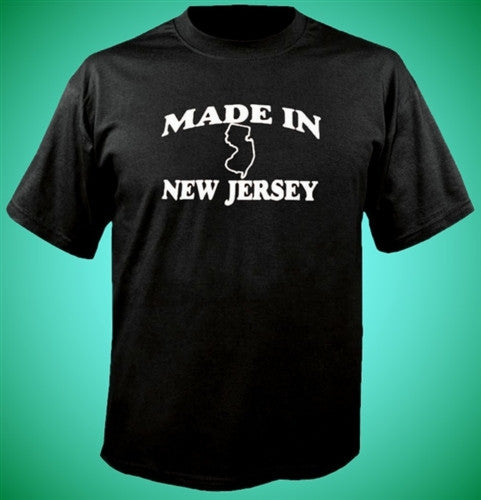 Made In NJ T-Shirt