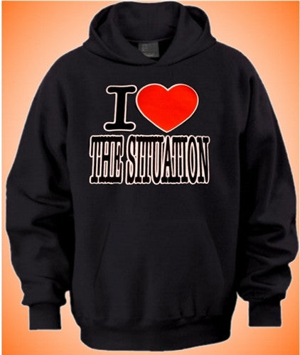 I Heart Situation Hoodie
