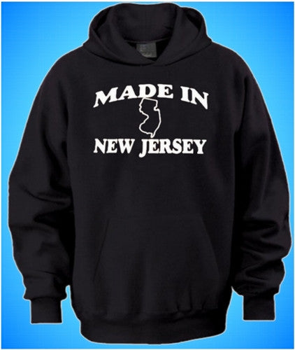 Made In New Jersey - Hoodie