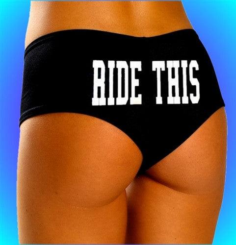 Ride This Booty Shorts