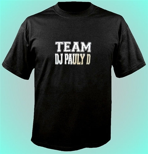 Team DJ Pauly D T-Shirt