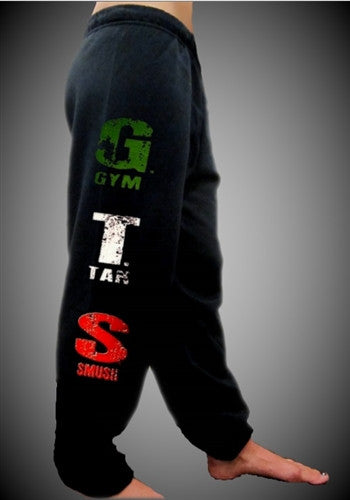 GTS Gym Tan Smush Sweatpants