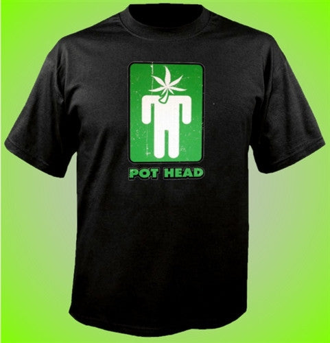Pot Head  T-Shirt