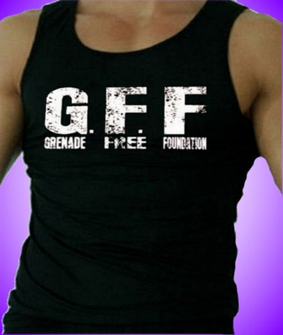 GFF Grenade Free Foundation Tank Top Men's