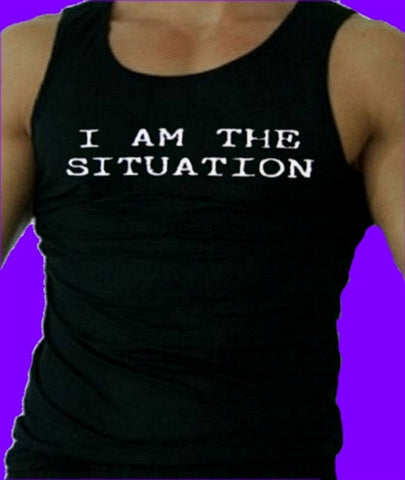 I Am The Situation  Tank Top Men's