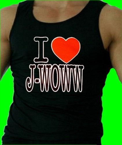I Heart Jwoww  Tank Top Men's