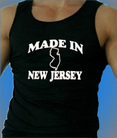 Made In New Jersey  Men's Tank Top