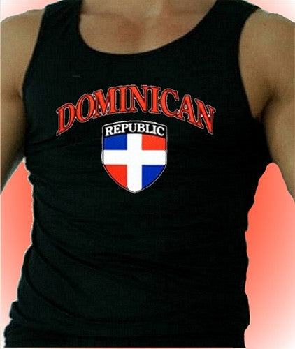 Dominican Republic Men's Tank Top