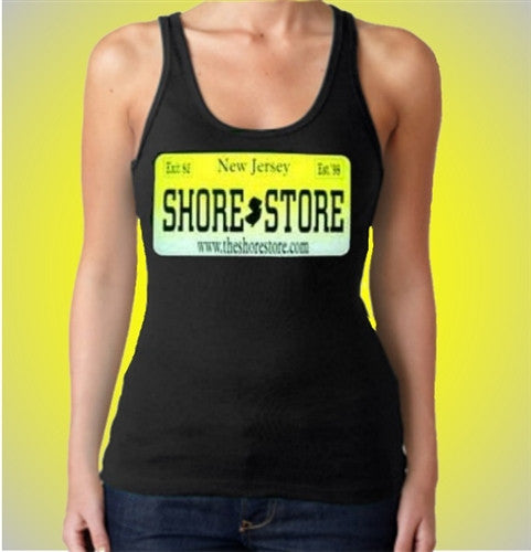 The Shore Store License Tank Top Women's