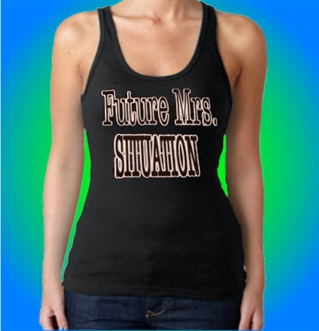 Future Mrs. Situation Tank Top Women's