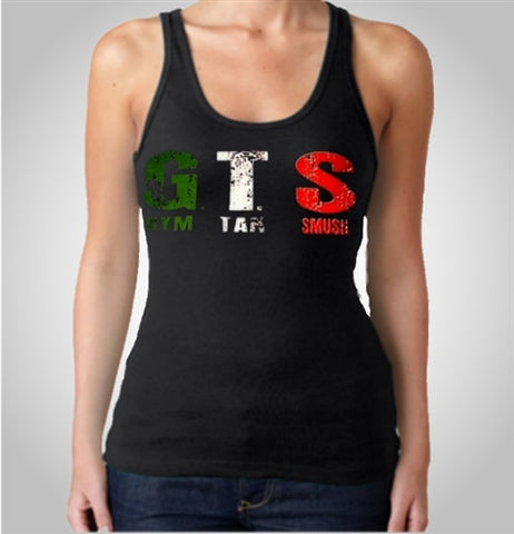 GTS Gym Tan Smush Tank Top Women's