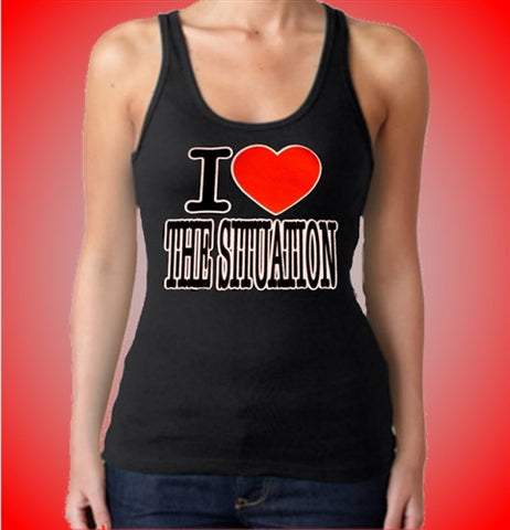 I Heart The Situation Tank Top Women's