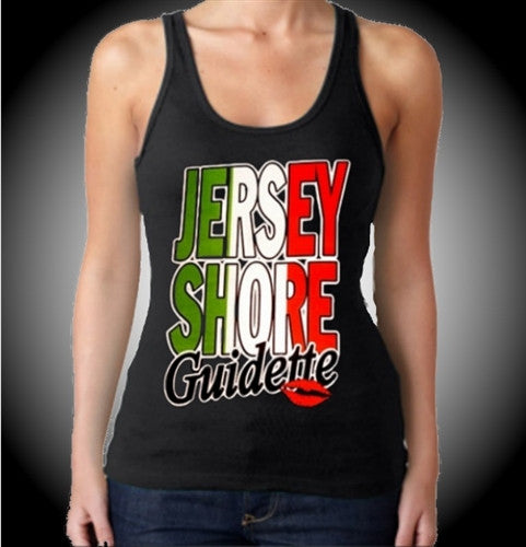 Jersey Shore Guidette Tank Top Women's