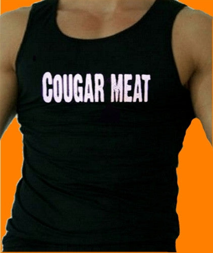 Cougar Meat  Men's Tank Top