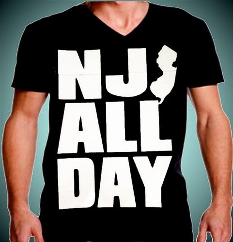 NJ All Day V-neck