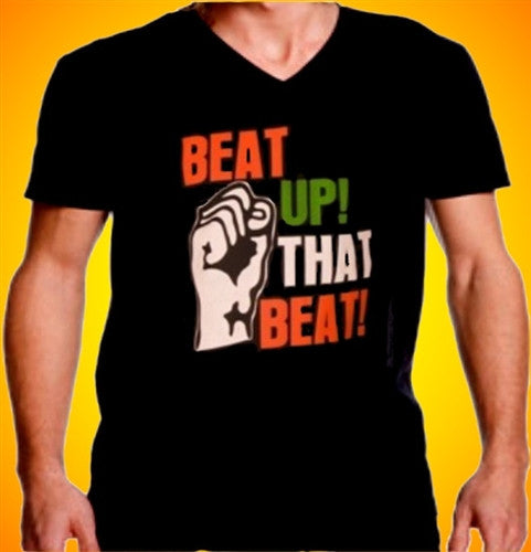Beat Up! That Beat! V-Neck