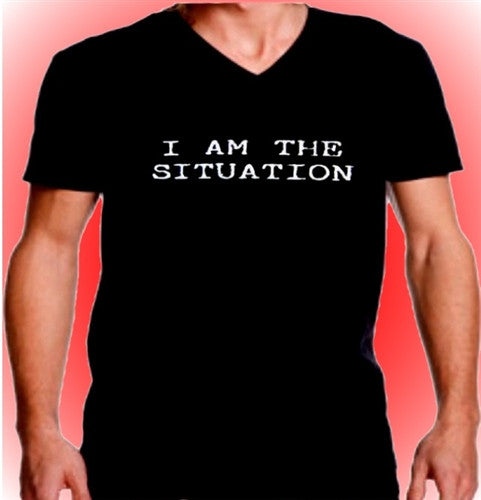 I Am The Situation V-Neck