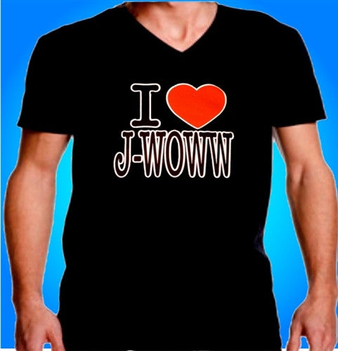 I Heart Jwoww V-Neck