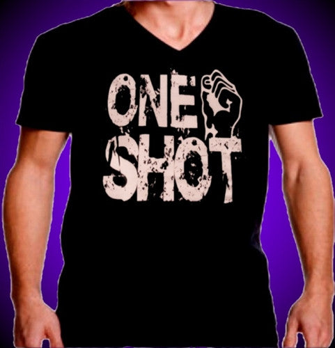 One Shot  V-Neck