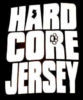 Hard Core Jersey V-neck