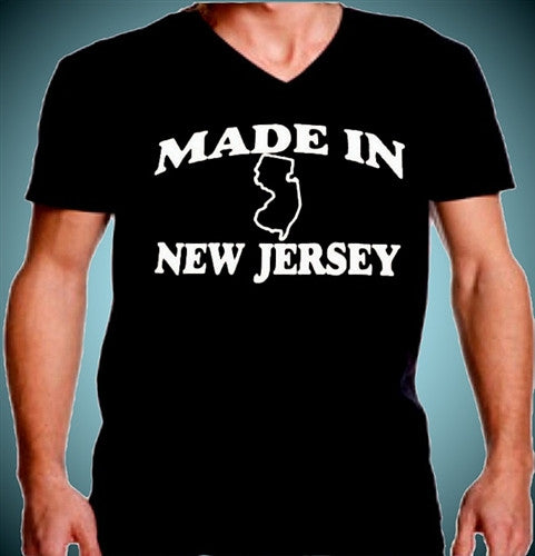 Made In New Jersey V-neck