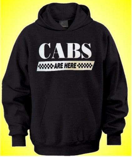 CABS Are Here Hoodie
