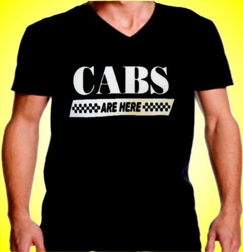 CABS Are Here V-Neck