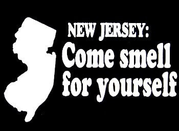 New Jersey: Come Smell For Yourself V-Neck