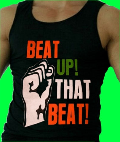 Beat Up! That Beat! Tank Top Men's