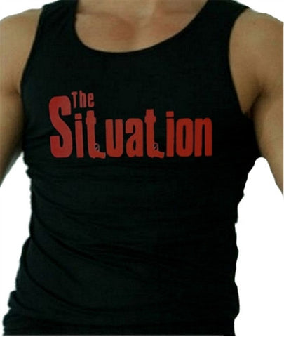 The Situation   Men's Tank Top