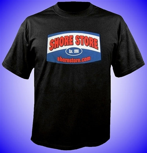 Original Shore Store Sign T-Shirt
