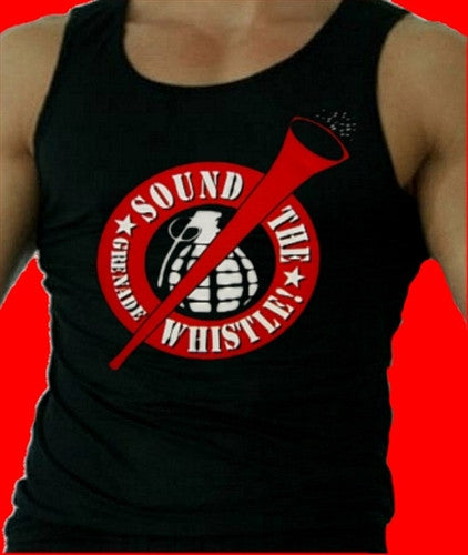 Sound the Grenade Whistle! Tank Top Men's