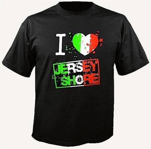 I Heart Jersey Shore T-Shirt